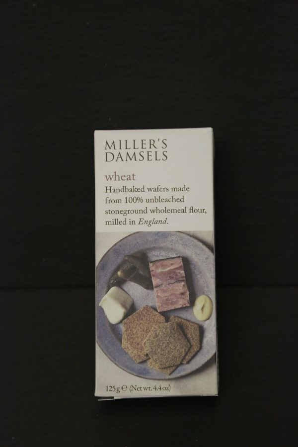 MILLERS DAMSELS WHEAT BISCUITS