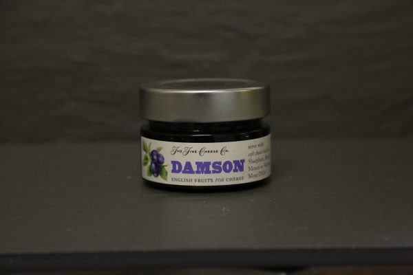 FRUITS FOR CHEESE DAMSON